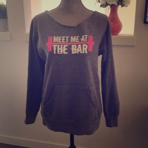 Meet Me at the Bar Sweatshirt
